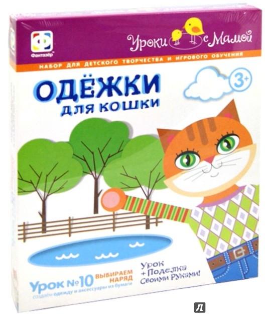 Иллюстрация 1 из 6 для Одежки для кошки Выбираем наряд (кот) (830003) | Лабиринт - игрушки. Источник: Лабиринт