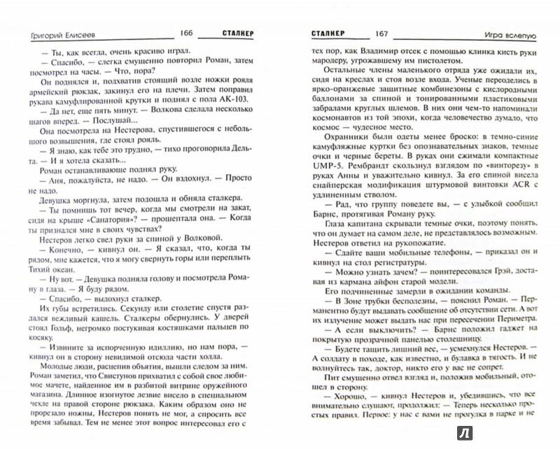 Иллюстрация 1 из 14 для Новая Зона. Игра вслепую - Григорий Елисеев | Лабиринт - книги. Источник: Лабиринт
