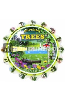 """Тематический словарь """"Trees. Деревья"""""""