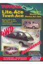 Toyota Lit-Ace/Town-Ace 1985-1996. Устройство, техническое обслуживание и ремонт цены онлайн
