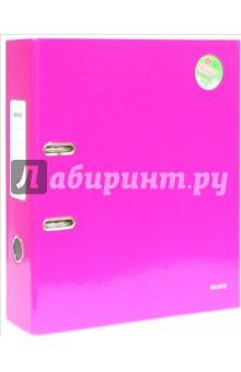 Папка с арочным механиз A4 (80 мм, розовая) (1005-00-23) Leitz