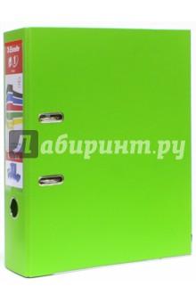 Папка с арочным механизмом A4+ (80 мм, зеленая) (81186)