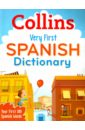 цены Collins Very First Spanish Dictionary