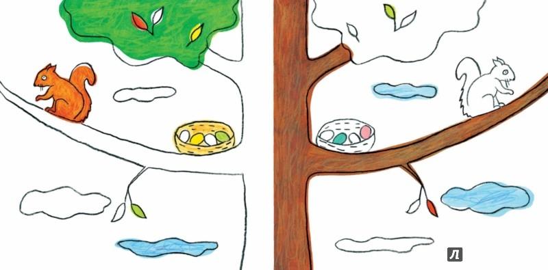 Иллюстрация 1 из 70 для Разноцветная природа - Пито, Жерве   Лабиринт - книги. Источник: Лабиринт