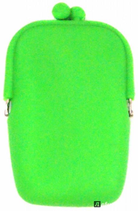 Иллюстрация 1 из 4 для Кошелек Neon. Зеленый (51535) | Лабиринт - сувениры. Источник: Лабиринт