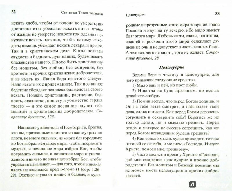 Иллюстрация 1 из 8 для О страстях и добродетелях - Тихон Святитель | Лабиринт - книги. Источник: Лабиринт