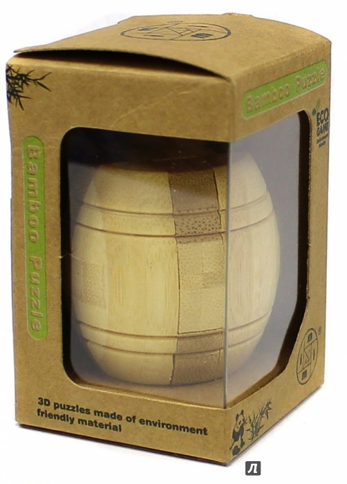 Иллюстрация 1 из 4 для Головоломка из бамбука,ассортимент (Д387/МТ7213) | Лабиринт - игрушки. Источник: Лабиринт