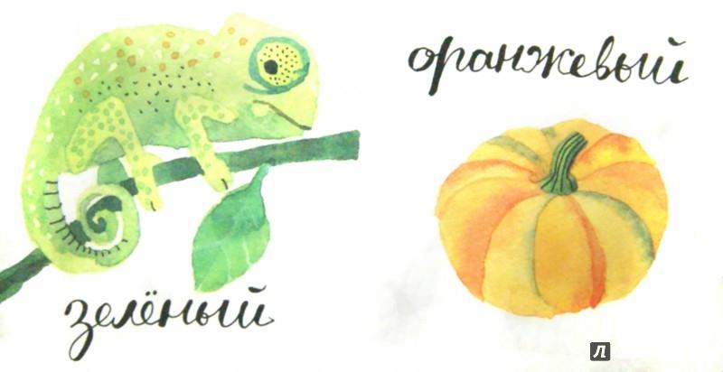 Иллюстрация 1 из 22 для Цвета - Ляля Ваганова | Лабиринт - книги. Источник: Лабиринт