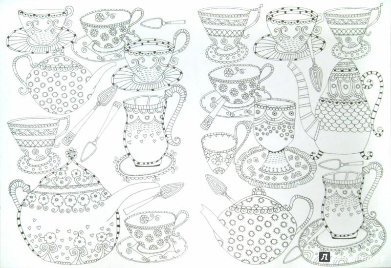 Иллюстрация 1 из 32 для Прекрасная раскраска для девочек | Лабиринт - книги. Источник: Лабиринт