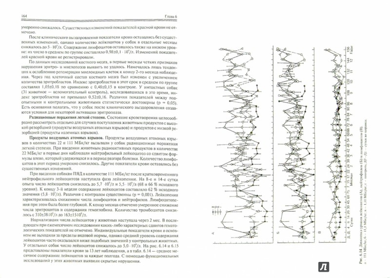 Иллюстрация 1 из 24 для Биологическое действие продуктов ядерного деления - Василенко, Василенко | Лабиринт - книги. Источник: Лабиринт