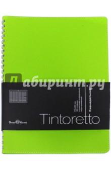 """Еженедельник недатированный """"Tintoretto"""" (В5, салатовый) (3-513/08)"""