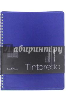 """Еженедельник недатированный """"Tintoretto"""" (В5, синий) (3-513/01)"""