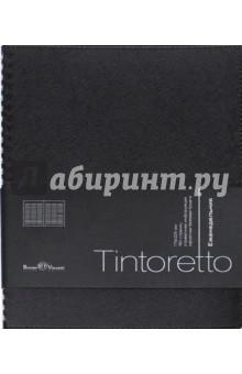"""Еженедельник недатированный """"Tintoretto"""" (В5, чёрный) (3-513/02)"""