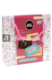 Набор для создания открыток и конвертов Caramel (57313) набор для создания открыток мишки 3 шт