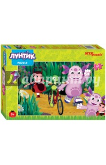 "Step Puzzle-60 ""Лунтик"" (81128)"