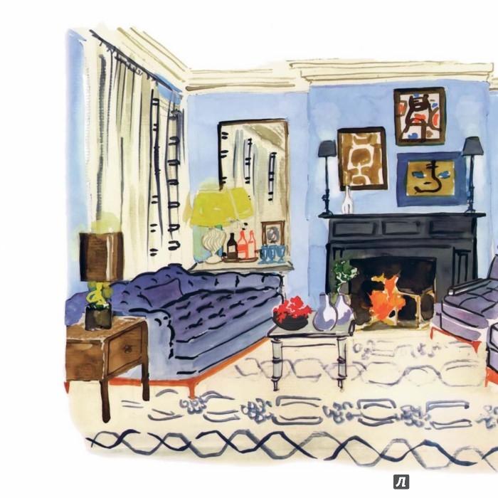 Иллюстрация 1 из 30 для Дом, милый дом. Иллюстрированное руководство по дизайну интерьера - Дебора Нидлман | Лабиринт - книги. Источник: Лабиринт