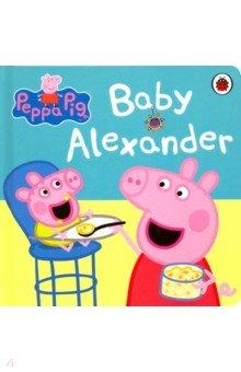 Baby Alexander настенно потолочный светильник sonex duna 253 хром page 1