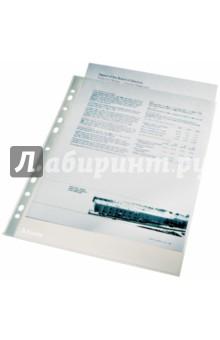 Папка-вкладыш. А4. Глянцевая. 105 мкр. 100 шт/уп. (56093)