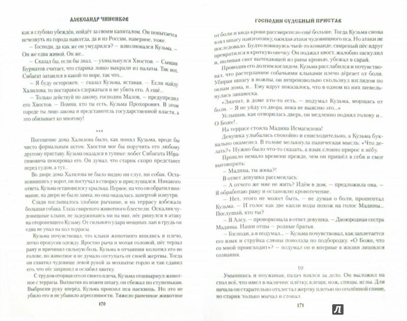 Иллюстрация 1 из 6 для Господин судебный пристав - Александр Чиненков   Лабиринт - книги. Источник: Лабиринт