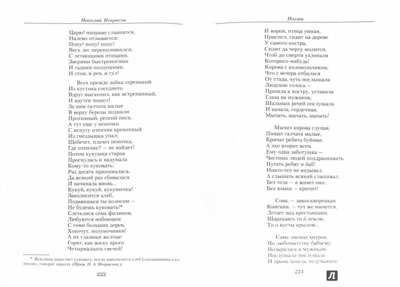 Иллюстрация 1 из 41 для Малое собрание сочинений - Николай Некрасов | Лабиринт - книги. Источник: Лабиринт
