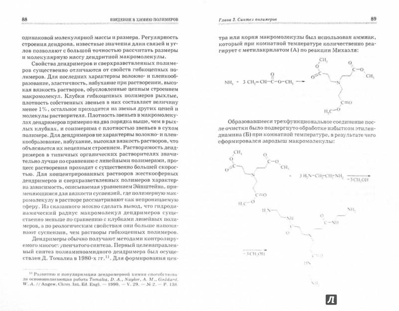Иллюстрация 1 из 6 для Введение в химию полимеров. Учебное пособие - Семчиков, Жильцов, Зайцев | Лабиринт - книги. Источник: Лабиринт