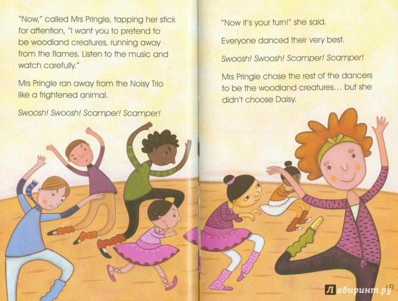 Иллюстрация 1 из 16 для Daisy Learns to Dance - Marie Birkinshaw   Лабиринт - книги. Источник: Лабиринт