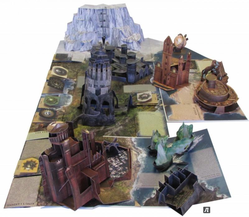 Иллюстрация 1 из 28 для Игра престолов. История 7 королевств и невероятная 3D модель Вестероса и Эссоса - Крис Принс | Лабиринт - книги. Источник: Лабиринт
