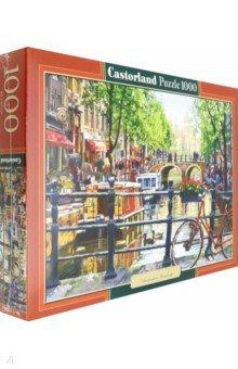 "Puzzle-1000 ""Пейзаж Амстердам"" (C-103133)"