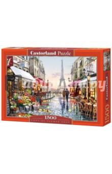 Puzzle-1500 Цветочный магазин (C-151288) puzzle 1500 лондон c 151271