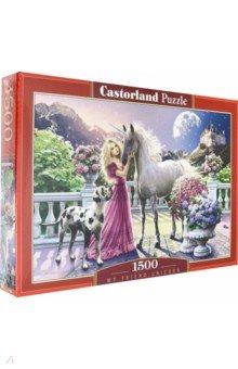 Puzzle-1500 Единорог (C-151301) puzzle 1500 лондон c 151271