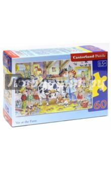 """Puzzle-60 MIDI """"Ветеринар на ферме"""" (В-06748)"""