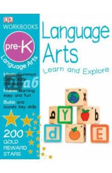 DK Workbook.  Language Arts - Pre-K
