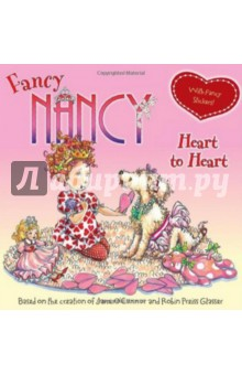 Fancy Nancy. Heart to Heart the salmon who dared to leap higher