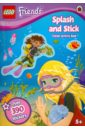 Stick. Sticker Activity Book