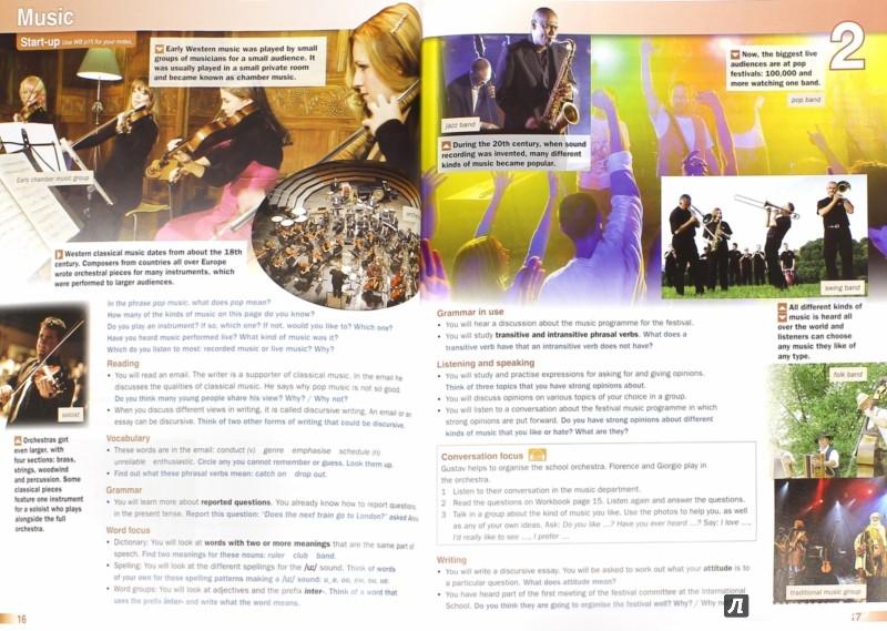 Иллюстрация 1 из 5 для English World. Student's Book. Level 9 - Bowen, Hocking, Wren   Лабиринт - книги. Источник: Лабиринт