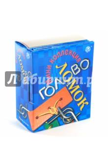 Купить Мини коллекция головоломок, Новый формат, Головоломки, игры, задания