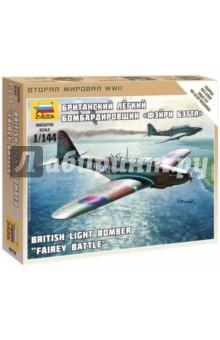 "Британский лёгкий бомбардировщик ""Фэйри Бэттл"" (6218)"
