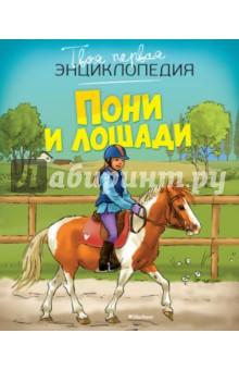 Пони и лошади издательство аст лошади и пони переводная книга с окошками