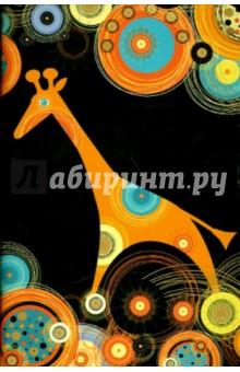 "Записная книжка ""Жираф"", 90*140 (4303001) Lediberg"