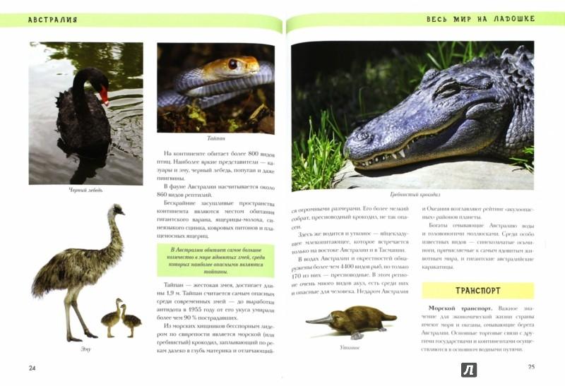 Иллюстрация 1 из 6 для Австралия. Энциклопедия для детей | Лабиринт - книги. Источник: Лабиринт