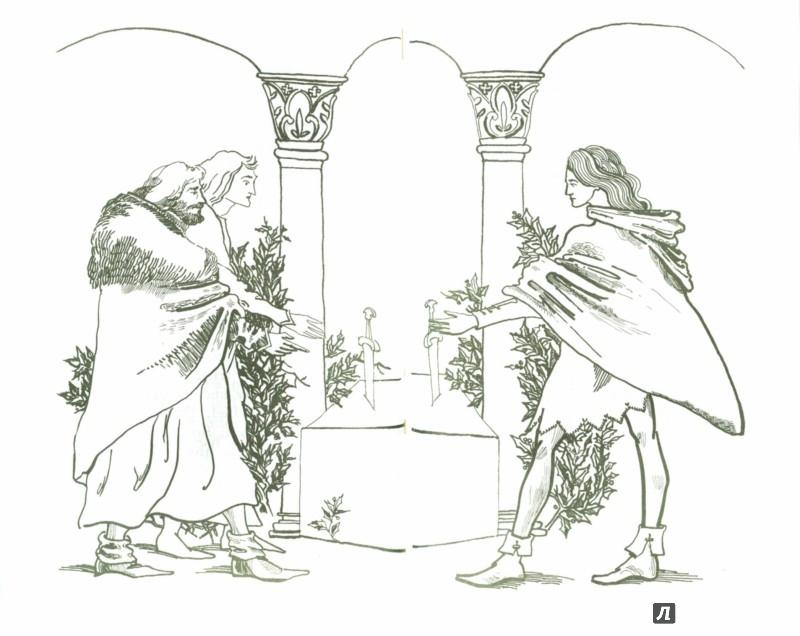 Иллюстрация 1 из 18 для Самые лучшие английские легенды (+CD) | Лабиринт - книги. Источник: Лабиринт