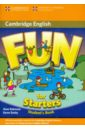 цена на Robinson Anne, Saxby Karen Fun for Starters. Student's Book