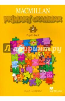 Macmillan Primary Grammar 2. Pupil's Book (+CD)