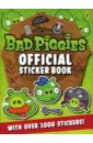 Angry Birds. Bad Piggies Sticker Book