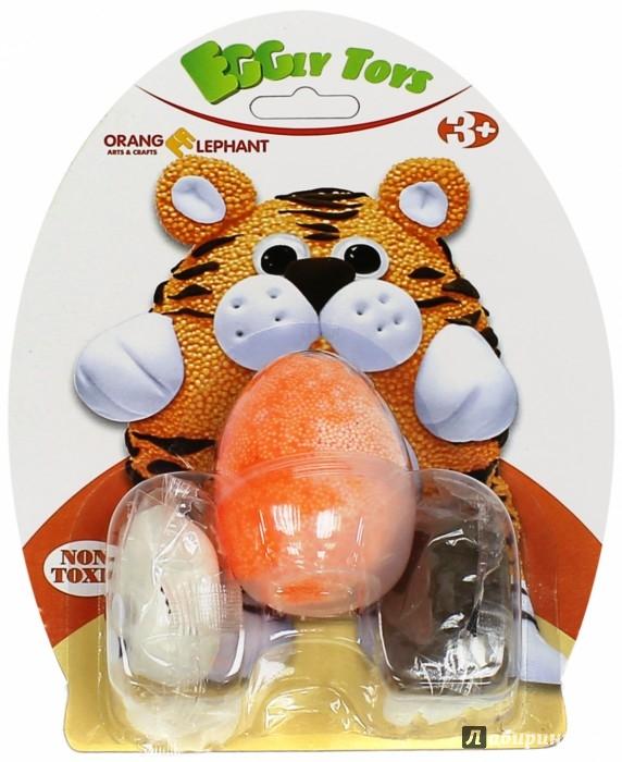 "Иллюстрация 1 из 2 для Набор шариковый пластилин ""Тигренок"" (OE-CBC/TG)   Лабиринт - игрушки. Источник: Лабиринт"
