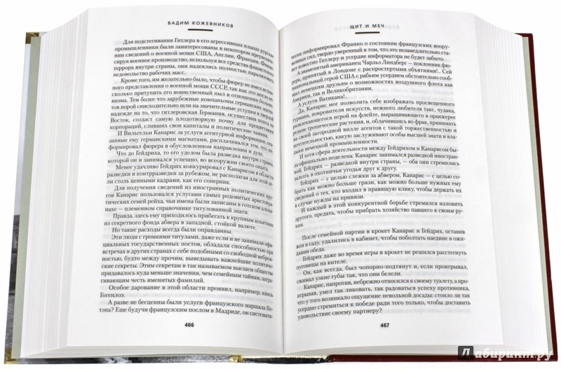 Иллюстрация 1 из 30 для Щит и меч - Вадим Кожевников | Лабиринт - книги. Источник: Лабиринт