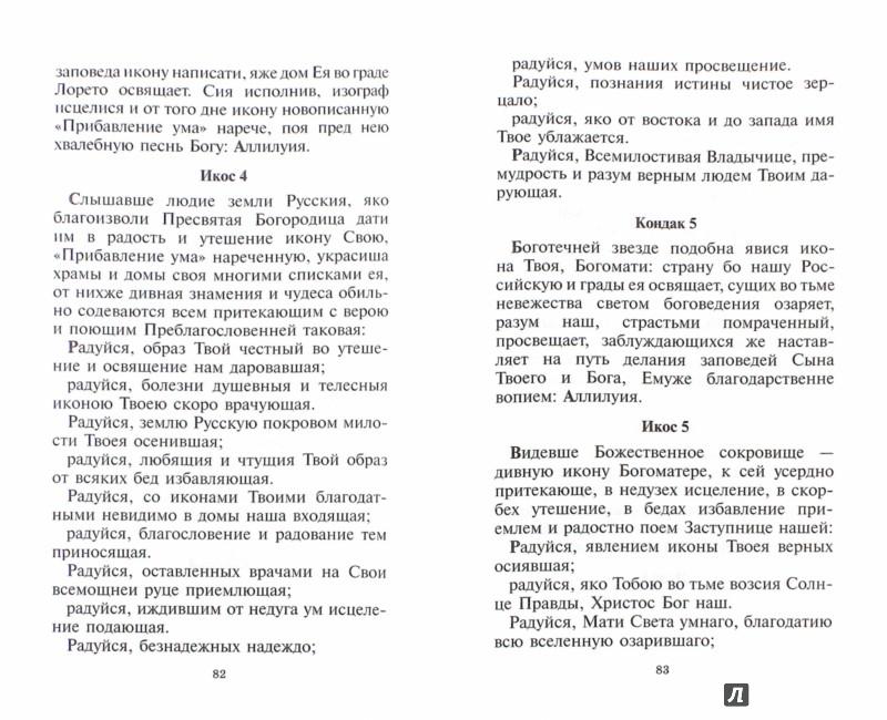 Иллюстрация 1 из 27 для Акафистник православной матери | Лабиринт - книги. Источник: Лабиринт