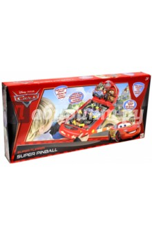 Пинбол Cars 2 (250314)
