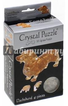 3D Головоломка. Такса 3d головоломка crystal puzzle эйфелева башня 91107
