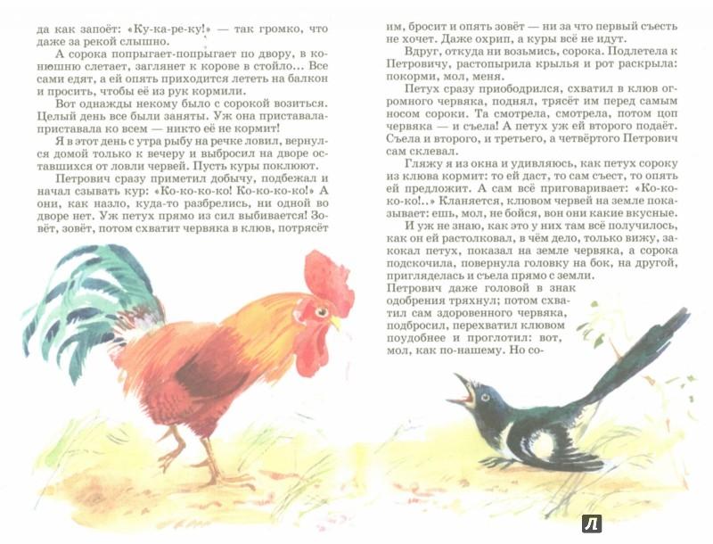 Иллюстрация 1 из 5 для Лесной голосок - Георгий Скребицкий | Лабиринт - книги. Источник: Лабиринт